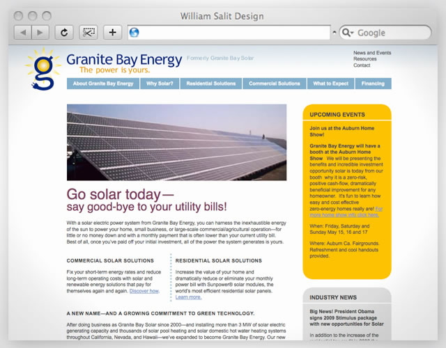 Granite Bay Energy